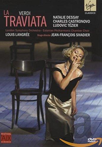 DVD : Louis Langr e - La Traviata (DVD)
