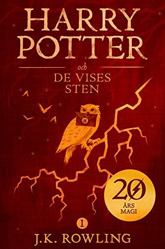 Harry Potter och De Vises Sten (Harry Potter-serien Book 1) (Swedish Edition)