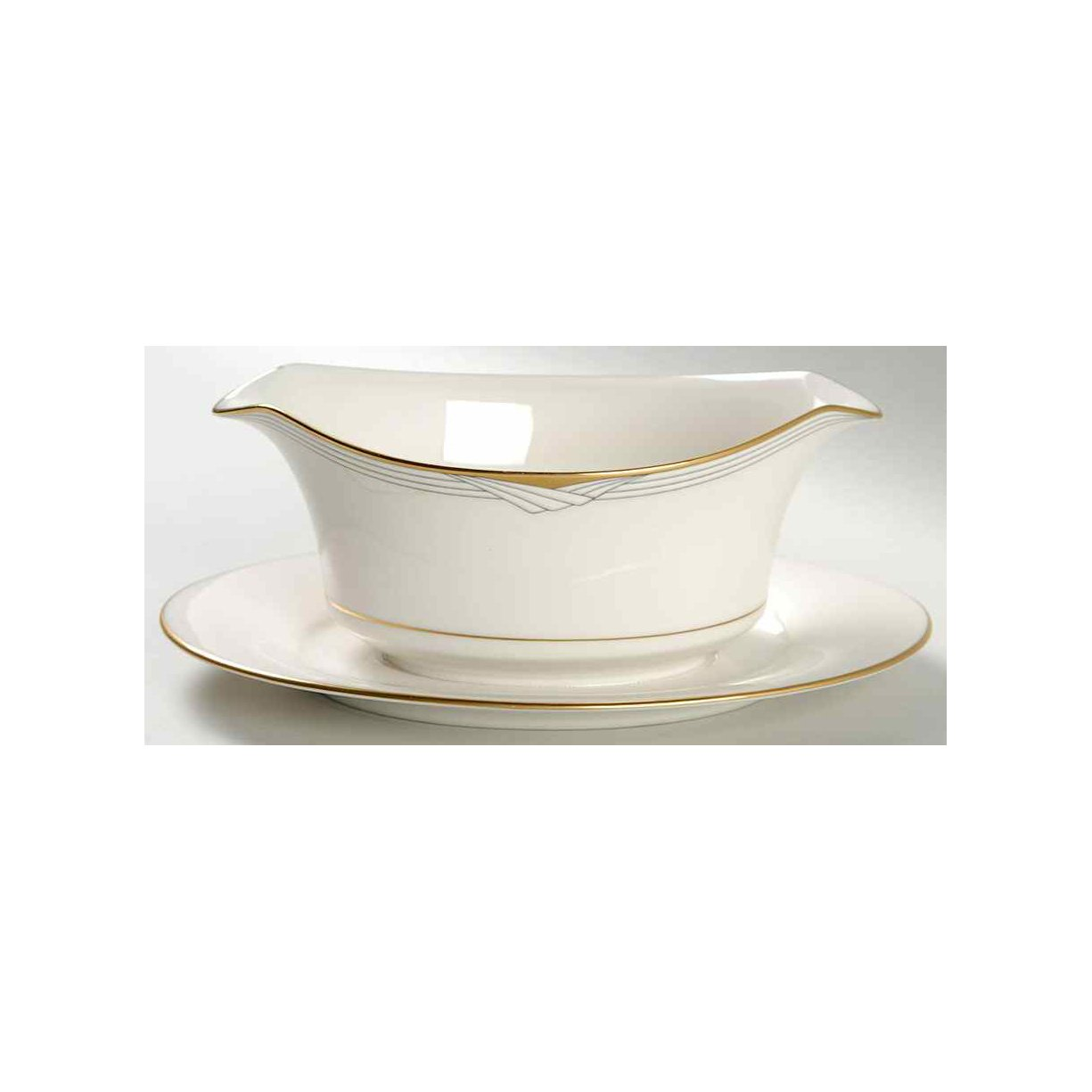 Noritake China Golden Cove Gravy Boat by Noritake (Image #1)