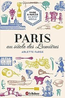 Paris au siècle des lumières