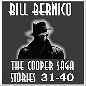 The Cooper Saga 04: Stories 31-40 Audiobook