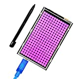 #6: MICROYUM 3.97 Inches TFT Touch screen LCD Display Module with SD Card Socket for Arduino UNO R3 with Full Library and Supports