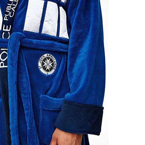 Arsenal robe dr who tardis