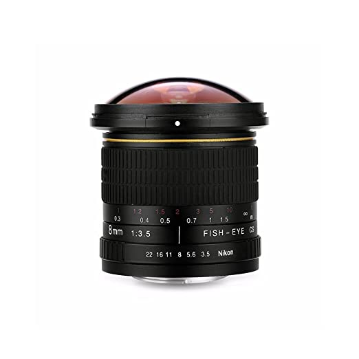 Review Lightdow 8mm f/3.5 Aspherical