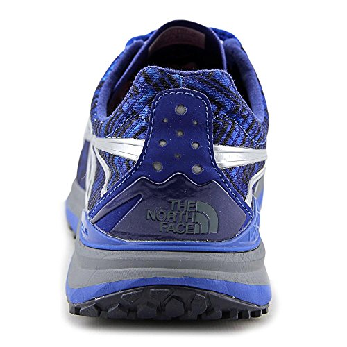 The North Face Ultra TR II, Chaussures de Running Entrainement Homme Bleu - Azul (Limoges Blue / Monument Grey (Print)