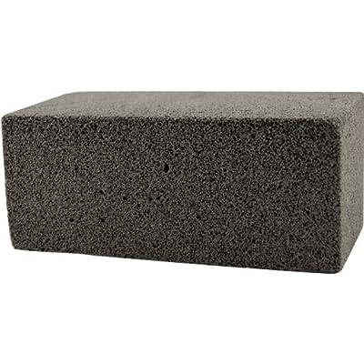 "Winco GBK-348 Grill Brick-3 1/2""x4""x8"""