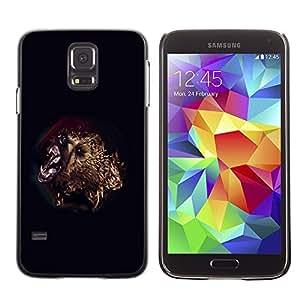 TECHCASE**Cubierta de la caja de protección la piel dura para el ** Samsung Galaxy S5 SM-G900 ** Bear Attack