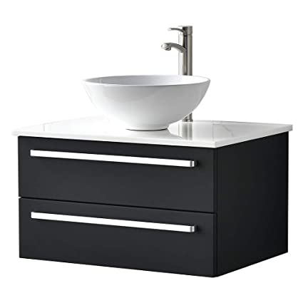 amazon com lifesky lif bc016 modern bathroom vanity 30 u201c 2 drawers rh amazon com bathroom vanity 30 inch canada bathroom vanity 30 x 17