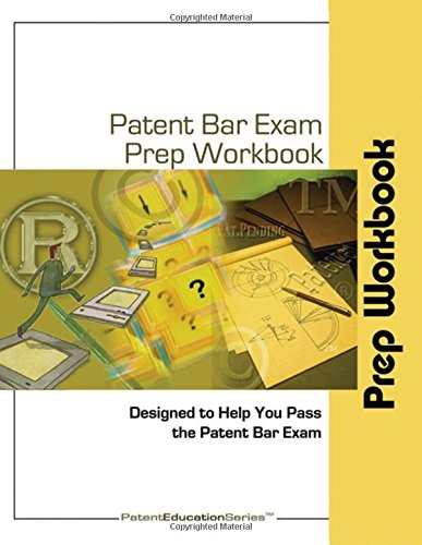 Pdf Law Patent Bar Exam Prep Workbook - MPEP Ed9, Revision 08.2017 (Post Aug 16, 2018)