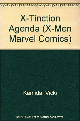 Amazon.com: X-TINCTION AGENDA (X-Men Marvel Comics ...
