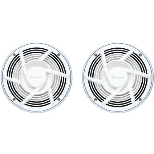 (PIONEER TS-MR2040 Nautica(R) Series 8 2-Way Marine Speakers)