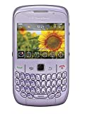 Blackberry Curve 8520 Unlocked Quad-Band GSM Phone with 2MP Camera, QWERTY Keyboard, Wi-Fi and Bluetooth - Lavender