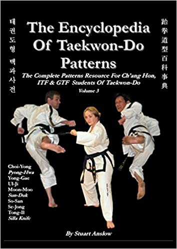 The Encyclopedia of Taekwon-do Patterns, Vol. 3