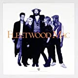 #10: Fleetwood Mac Tango In The Night 12x12 Album Promo Vintage Poster 2 sided