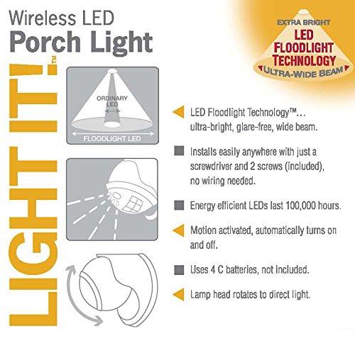 LIGHT-IT-by-Fulcrum-LED-Wireless-Motion-Sensor-Weatherproof-Porch-Light