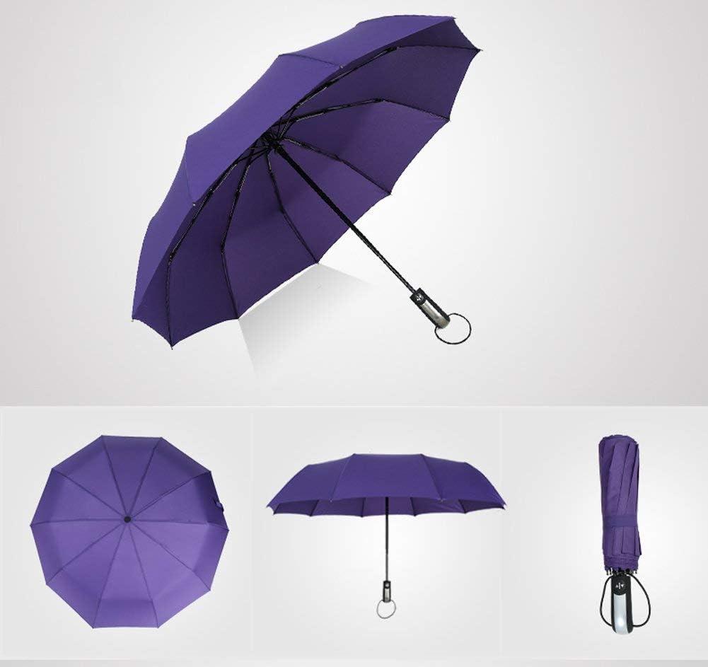 Gelaiken Sun Umbrella Multi Umbrella Automatic Folding Umbrella Portable Umbrella Lightweight Umbrella