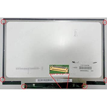 IFINGER Pantalla para Apple MACBOOK Pro 13 Model A1278 (2012 ...