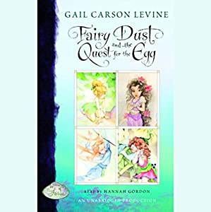 Fairy Dust and the Quest for the Egg Audiobook