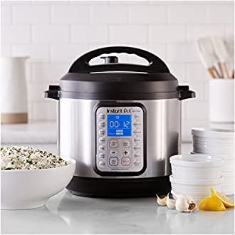Electric Pressure Cooker Image