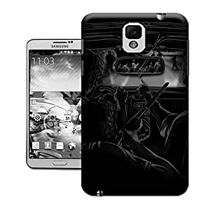 WBOX DIY Stylish Zombies Ahead TUP Mobile Phone Hard Case Cover Fit for Samsung Galaxy Note 3