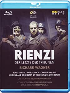 Wagner:  Rienzi [Blu-ray] [Import]