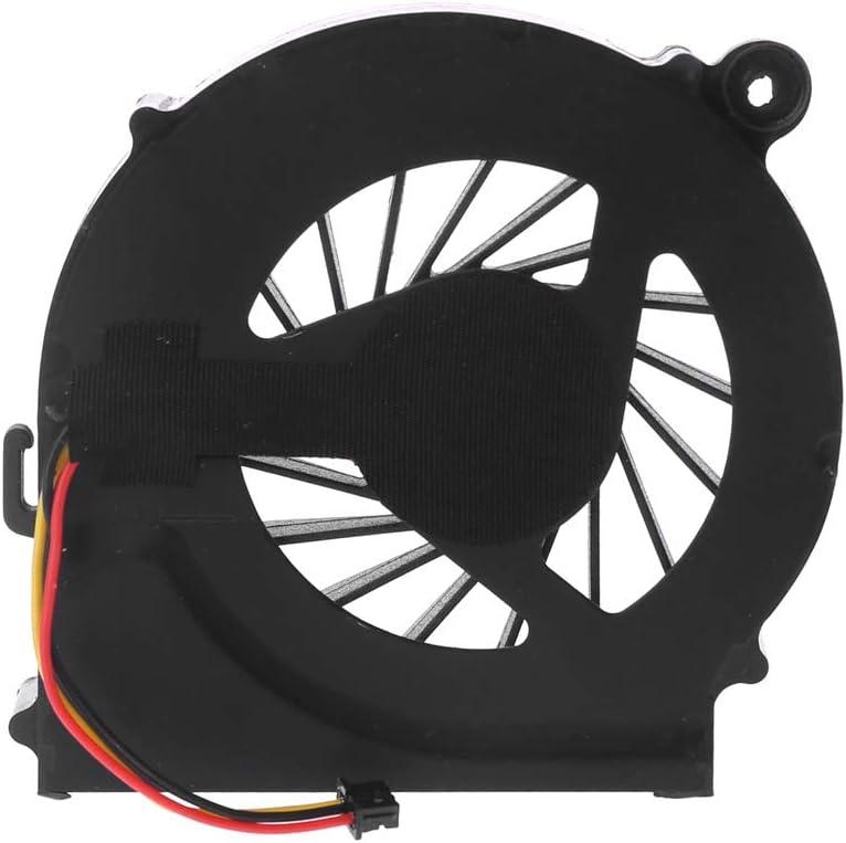 huiouer - Ventilador de refrigeración para Ordenador portátil HP Pavilion G6 G6-1000 G6-1100 G6-1200 G6-1300