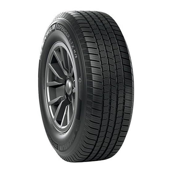 Michelin Defender LTX M/S All Season Radial Car Tire for Light Trucks, SUVs and Crossovers, 265/75R16 116T