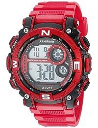ARMITRON PRO SPORT 408284RDBK Reloj Deportivos para Hombre