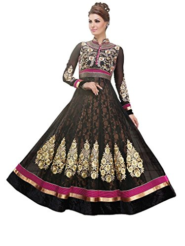 Salwar Jay Sarees Unstitched Diva Bollywood Suit If7fwFq