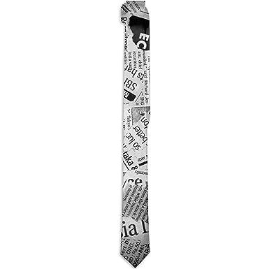 AEreiy Ly Regalos de Año Nuevo - Corbata delgada para hombre ...