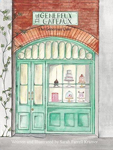 The Genereux Gateaux: The Generous Cake