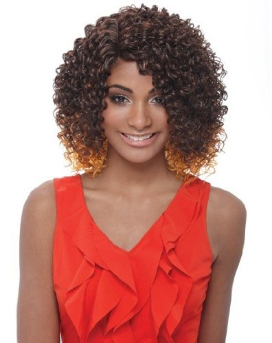 Janet Collection Super Flow Deep Part Lace Wig - JOYA (OET4/27/30) by Janet Collection