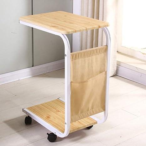 Amazon.com: Virod-Home - Mesa auxiliar de oficina, mesa de ...