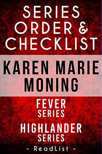 Karen Marie Moning Series Order & Checklist: Fever