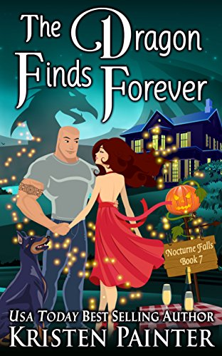 The Dragon Finds Forever (Nocturne Falls Book 7)]()