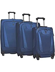 Travelpro Maxlite 4 3-Piece Expandable Spinner Luggage Set: 29, 25, and 21