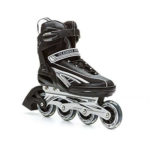 5th Element Panther XT Mens Inline Skates Black-Gray 8.0 by 5th Element (Image #6)