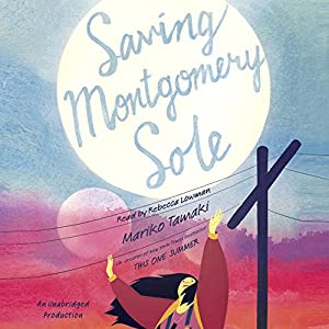 Saving Montgomery Sole Audiobook