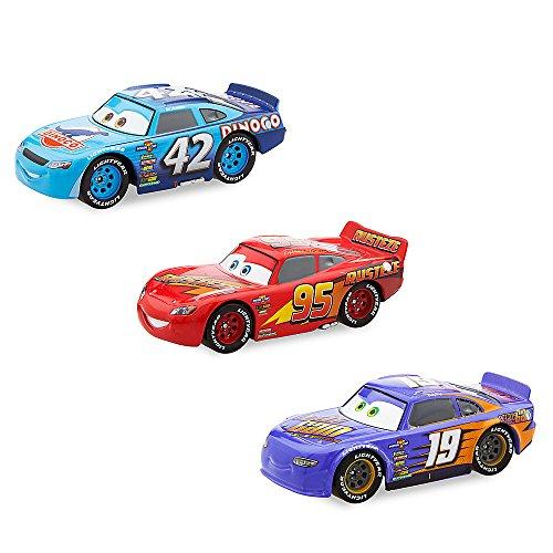 - Disney Cars 3 Deluxe Die Cast Set 3-Piece