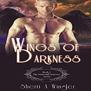 Wings of Darkness Audiobook