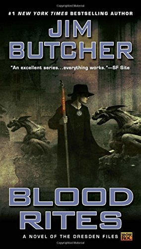 Blood Rites (The Dresden Files, Book 6) (Black Fairy Tale Characters)