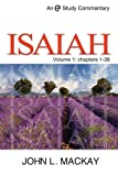 A Study Commentary on Isaiah, Volume 1: Chapters 1-39 (Ep Study Commentary)