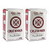 Cruz De Malta 1/2 Kilo Yerba Mate (Pack of 2)