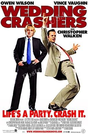 Wedding Crashers Movie Poster 24in x 36in