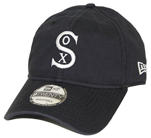 Chicago White Sox New Era MLB 9Twenty Cooperstown Adjustable Navy (Cooperstown Collection New Era)