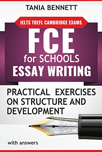 Amazon.com: FCE for Schools Essay writing: Practical exercises on ...