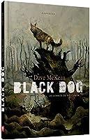 Black Dog: Os Sonhos de Paul Nash: A vida do pintor surrealista inglês Paul Nash, sob o olhar do premiadíssimo Dave Mckean