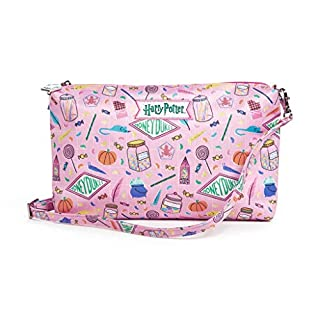 JuJuBe x Harry Potter Diaper Bag Organizer, Be Quick | Wristlet + Travel Pouch for Purse, Bag Organization, Storage (Honeydukes)