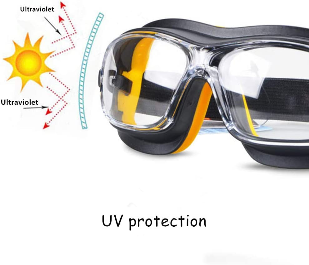 C ENJOHOS Babimax Masque de Soudeur Lunettes de Soudage /Équipement de S/écurit/é Lunette Protection Airsoft Lunette de Protection Travail Verres de Protection