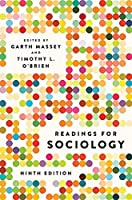 Readings for Sociology (Ninth Edition)